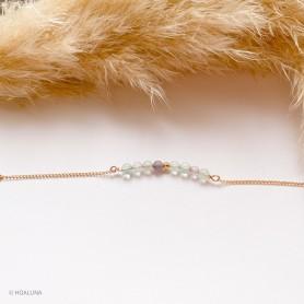Romy - Le bracelet - Fluorite
