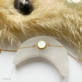 Arthur - Le bracelet - Nacre