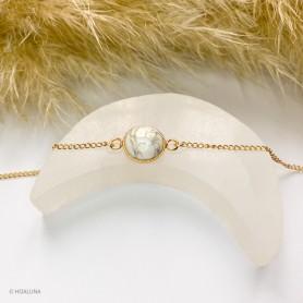 Arthur - Le bracelet - Howlite